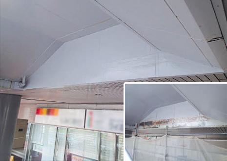 鋼構造物保護工法(鋼製橋補修)